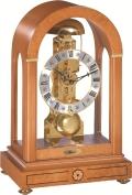ムーブメントが見えるスケルトンデザイン!ヘルムレ(HERMLE)置き時計 Stratfordチェリーウッド 22712-160791
