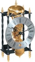 ムーブメントが見えるスケルトンデザイン!ヘルムレ(HERMLE)置き時計 Galahad2  22734-000701
