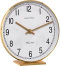 ブラスケースと白い文字盤がベストマッチ!ヘルムレ(HERMLE)置き時計 Fremont 22986-002100