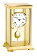 豪華なゴールドカラーデザインです!ヘルムレ(HERMLE)振り子置き時計   Lyon 22997-000131