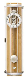 ナチュラルデザインがお洒落です! AMSアームス機械式振り子時計 2715-18 AMS報時振り子時計