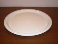 白いピザプレート28.6cm クラシックホワイトDUDSON