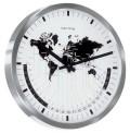 ヘルムレ掛け時計 ワールドタイム ヘルムレ(HERMLE)製掛け時計 AIRPORT 30504-002100