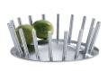 洗練されたデザインでテーブルを飾るフルーツバスケットSTILETTOφ29×8.5 ZACK 30701