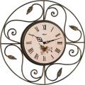 デコレーションフレームが魅力!ヘルムレ(HERMLE)掛け時計 Clearwater 30784-002100
