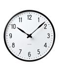 アルネ・ヤコブセン掛け時計 ARNE JACOBSEN Wall Clock STATION 210mm  43633
