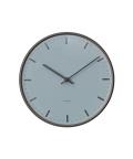 アルネ・ヤコブセン掛け時計  CityHall Wall Clock Royal Blue 210mm 43635 壁掛け時計 ROSENDAHL