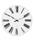 アルネ・ヤコブセン掛け時計 ARNE JACOBSEN Wall Clock ローマンクロック  290mm 43642