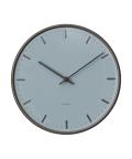 アルネ・ヤコブセン掛け時計  Wall Clock City Hall Royal Blue 290mm 43645 壁掛け時計 ROSENDAHL