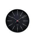 アルネ・ヤコブセン掛け時計  ARNE JACOBSEN Wall Clock Bankers 290mm 43646 壁掛け時計 ROSENDAHL