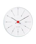 アルネ・ヤコブセン 掛け時計ARNE JACOBSEN Wall Clock Bankers 120mm 43688