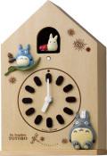 「となりのトトロ」の鳩時計! 置き掛け兼用 カッコークロック トトロM899 4MH899-M06 リズム時計