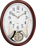 アミュージングクロック スモールワールド ストリーム 4MN510RH06 リズム時計