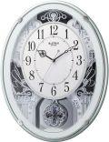 アミュージングクロック スモールワールド プラウド 4MN523RH05 リズム時計