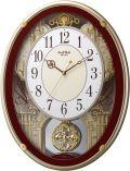 アミュージングクロック スモールワールド プラウド 4MN523RH06 リズム時計