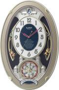 アミュージングクロック スモールワールド ウィッシュ 4MN544RH18 リズム時計