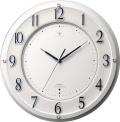 ハイグレード RHG-T001 掛け時計 リズム時計 壁掛け時計  4MY832HG03 無料名入れ  グリーン購入法適合