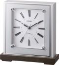 スタイリッシュな置き時計 マリアージュ706  4RY706-003 シチズン時計