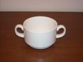 白いスープカップ クラシックホワイトDUDSON