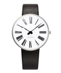 アルネ・ヤコブセン腕時計 ARNE JACOBSEN Roman Watch Leather  34mm 53301-1601