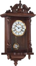 クラシカルな機械式が魅力! ヘルムレHERMLE報時機械式振り子時計  70091-030141
