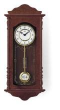 木の香りを感じます! AMSアームス振り子時計 7013-1  AMS振り子時計