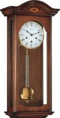 ウォルナット仕上げが美しい! ヘルムレ(HERMLE)製振り子時計 Oxford 70456-030341