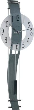 カーブが美しい ヘルムレ(HERMLE)製振り子時計Kennington シルバー70644-292200