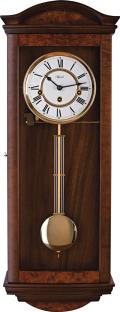 天然木に包まれた温かみがお洒落! ヘルムレ(HERMLE)製振り子時計 Pegotty 70926-030341