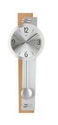 斬新デザインが目を引きます! AMS(アームス)振り子時計 7255-18