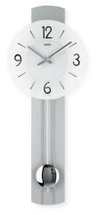 大きな文字で見やすい時計です! AMS(アームス)振り子時計 7275