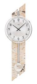 AMSアームス振り子時計 7470 ドイツ製  AMS掛け時計 アームス掛け時計 天然木