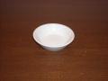 白いソース皿 クラシックホワイトDUDSON