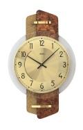 AMS9409  お洒落なデザインです! AMS アームス掛け時計