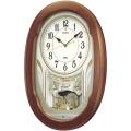 毎正時にメロディでお知らせです!アミューズ時計ウエーブシンフォニー AM234H セイコー SEIKO電波時計