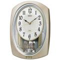 メロディを3つのジャンルからセレクトできます!アミューズ時計 ウエーブシンフォニー AM247P セイコー SEIKO電波時計