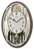 メロディを3つのジャンルからセレクトできます!アミューズ時計 ウエーブシンフォニー AM255B セイコー SEIKO電波時計