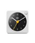 【日本正規代理店品】 BRAUNアラームクロック  BRAUN Analog Alarm Clock BC02XWB  BRAUN目覚まし時計 ブラウンアラームクロック