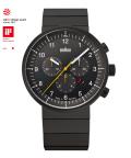 【日本正規代理店品】 ブラウンBRAUN腕時計 クロノグラフ  BN0095BKBKBTG