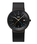 【日本正規代理店品】 ブラウンBRAUN腕時計 GMT 10220  Watch BN0142BKBKG