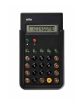 【日本正規代理店品】 ブラウンBRAUN Calculator 電卓 BNE001BK
