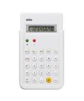 【日本正規代理店品】 ブラウンBRAUN Calculator 電卓 BNE001WH
