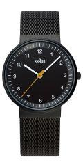【日本正規代理店品】 ブラウンBRAUNリストウォッチ 腕時計  BNH0031BKBKMHL