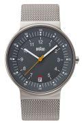 【日本正規代理店品】 ブラウンBRAUNリストウォッチ  腕時計  BNH0082GYSLMHG