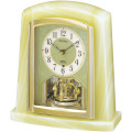 重厚感ただようオニキス・クロック! セイコー置時計スタンダード SEIKO置き時計 BY223M