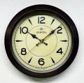 さんてる  アンティーク調 電波掛け時計 DQL678AN 日本製