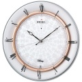 ミッキー&ミニーのお洒落なクロック!ディズニー掛け時計 FS501W セイコー SEIKO掛け時計