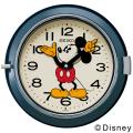 ミッキ-のレトロクロック!ディズニー掛け時計 FS504L セイコー SEIKO掛け時計