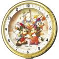 ミッキーマウスの楽しいクロック!メロディー時計 ディズニータイム FW521G セイコー SEIKO掛け時計