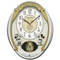 ミッキーマウスの楽しいクロック!メロディー時計 ディズニータイム FW567W セイコー SEIKO電波時計
